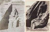 égypte, nubie, palestine, syrie (19 works) by maxime du camp