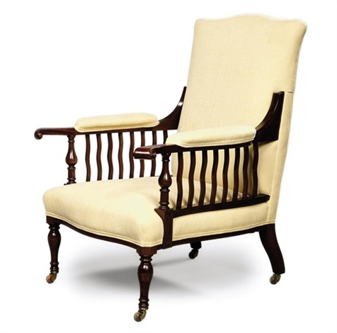 saville armchair by george washington jack