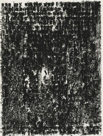master drawing 13 by glenn ligon