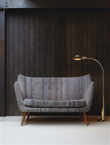 Poet Sofa Model No Fj41 By Finn Juhl
