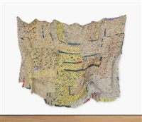 another plot by el anatsui