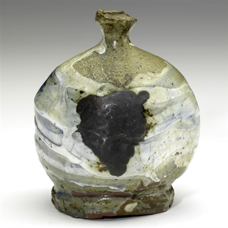 cabinet vase by peter voulkos