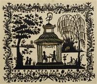 der tempel des glücks by philipp otto runge