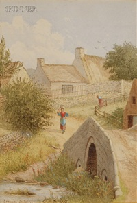 cock mill, whitby (+ beamsley, yorkshire; 2 works) by edward c. booth