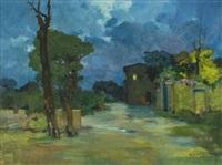 paesaggio by renato natali