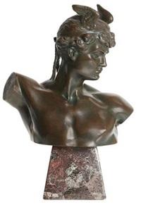 buste de mercure by raymond sudre