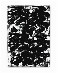 untitled (s112) by christopher wool