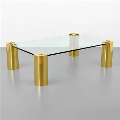 Genial Karl Springer Coffee Table By Karl Springer