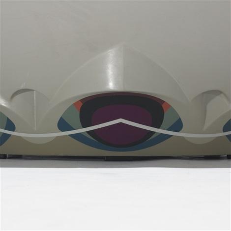 coffee table by robert venturi
