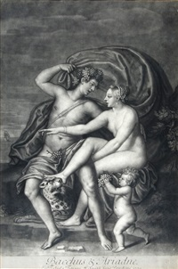 classical mythological couples (set of 6) by john smith