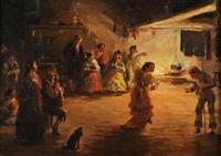 juerga en la cocina by emilio alvarez díaz