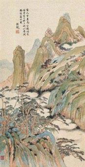 青山云树 by xia jingguan