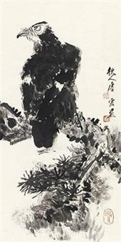 松鹰 by tang yun