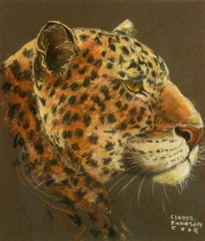 leopard 2 others 3 works by gladys emerson cook