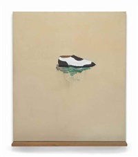 shoe by jim dine