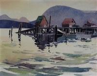 wharf by luke orton lindoe
