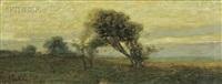 quiet field by arthur hoeber