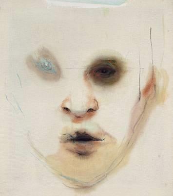 face by cathrine raben davidsen