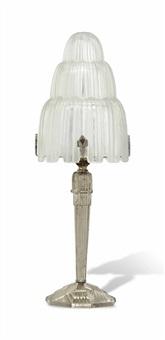cascade table lamp by sabino