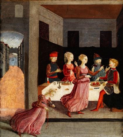 die legende von den zwei herzen le mangeur des coeurs by italian school florentine 15