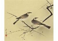winter by hoshun yamaguchi