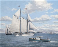 the rockland windjammer