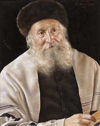 the rabbi by otto eichinger