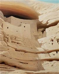 montezuma's castle by clyde eugene scott