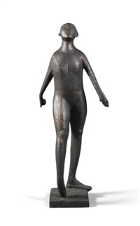 danzatrice (dancer) by marino marini