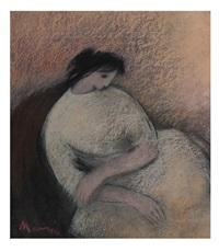 a girl dreaming by elvi maarni