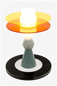 bay lamp by ettore sottsass