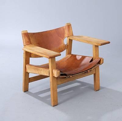 den spanske stol Den Spanske Stol by Børge Mogensen on artnet den spanske stol