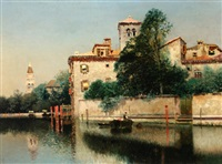 la giudecca by henry pember smith