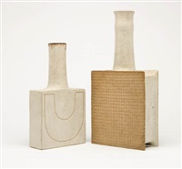pair of bottles by guido and bruno gambone