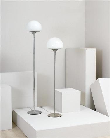 Coppia di lampade da terra 2 works by Reggiani Illuminazione on artnet