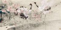舞春图 by jiang jianlin
