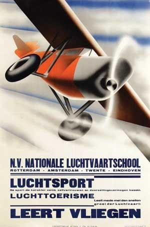 leert vliegen nat luchtvaartschool by kees van der laan