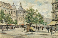 boulevard haussmann by andre picot