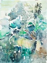 vegetation by otto niemeyer-holstein