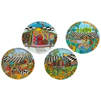 four plates (from the love shack series) by maberry walker