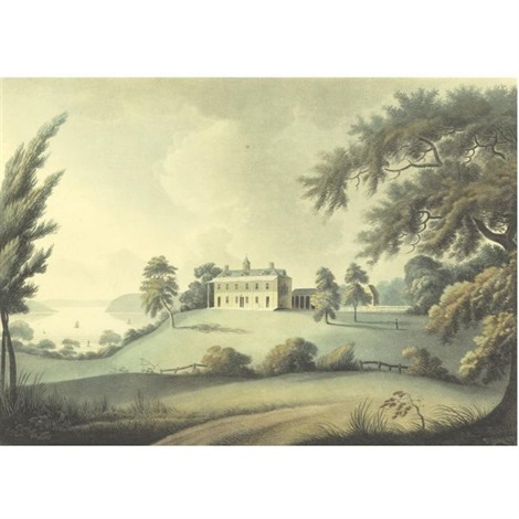 vernon in virginia after alexander robertson by francis jukes