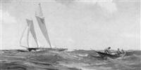the trawlers by john p. benson