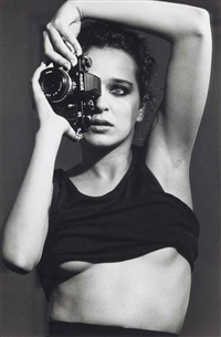 Bettina rheims auctions results artnet page 5 for Bettina rheims serge bramly chambre close