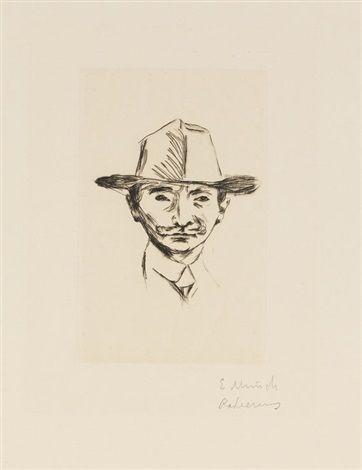 emanuel goldstein by edvard munch