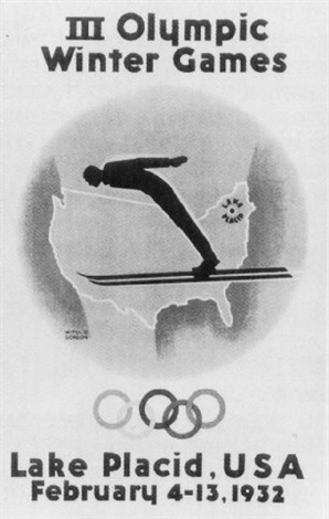 iii olympic winter games by witold gordon