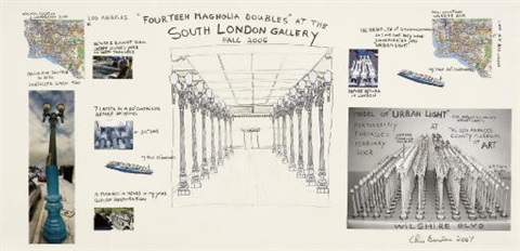 the brief life of 14 magnolia doubles by chris burden