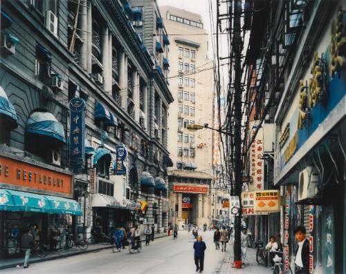jiangxi zhong lu shanghai by thomas struth