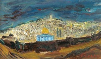 jerusalem by isaac frenel