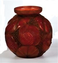 vase by verrerie belle étoile