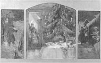 julstämning by rudolf pöschmann